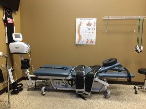 (DTS) spinal decompression machine_2
